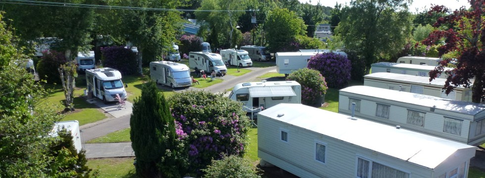 Fossa Caravan and Camping Park Killarney
